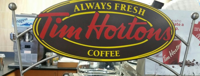 Tim Hortons is one of CANADA.