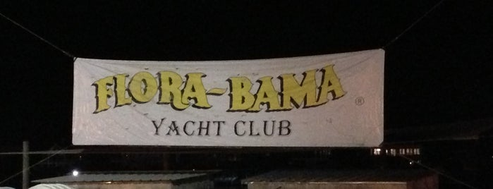 Flora-Bama Yacht Club is one of Pensacola /Perdido Key.