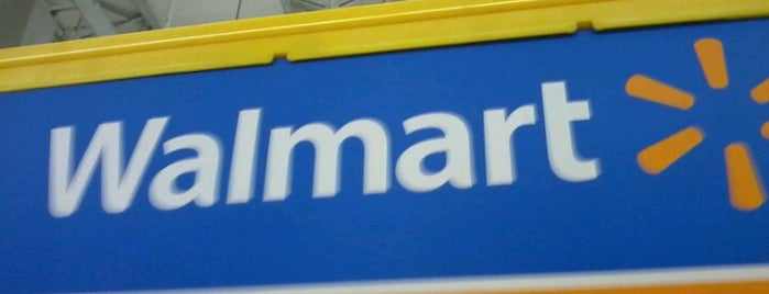 Walmart is one of Tempat yang Disukai Mr.Frank.