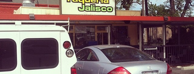 Taqueria Jalisco is one of YumSac.