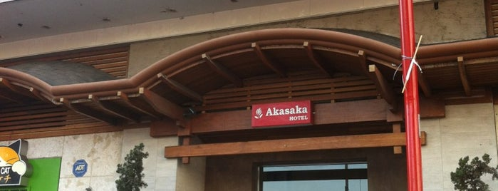Akasaka Hotel is one of Posti che sono piaciuti a Renner.