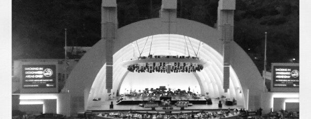The Hollywood Bowl is one of SoCal Musts.