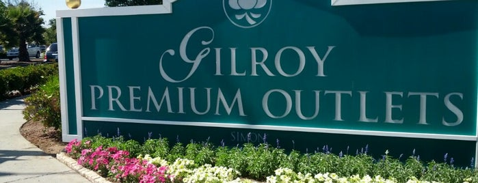 Gilroy Premium Outlets is one of favs around Bay Area.