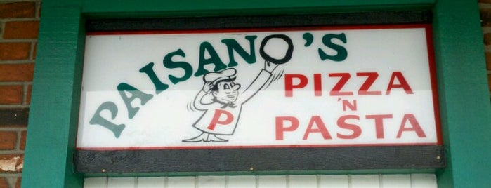 Paisano's Pizza 'n Pasta is one of Jessicaさんのお気に入りスポット.