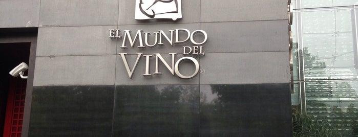 El Mundo del Vino is one of Michelleさんのお気に入りスポット.