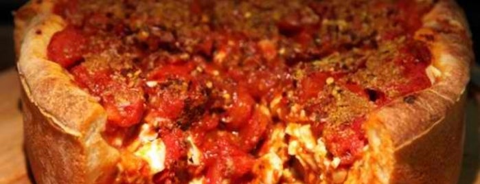 Lou Malnati's Pizzeria is one of Chicago, IL.