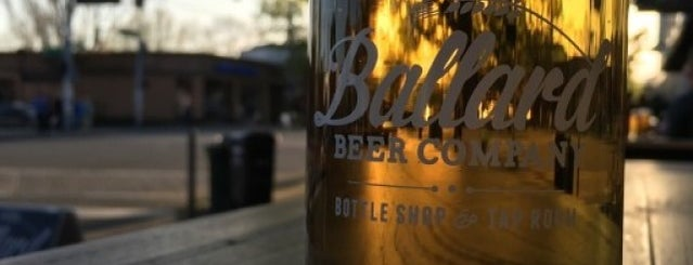 Ballard Beer Company is one of PacNorth.