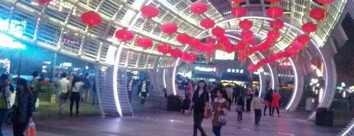 Coastal City is one of ShenzhennehznehS.