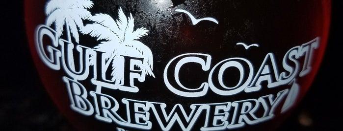 Gulf Coast Brewery is one of Lugares guardados de Chris.