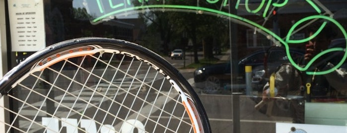 JB's Tennis Shop is one of Interesting.
