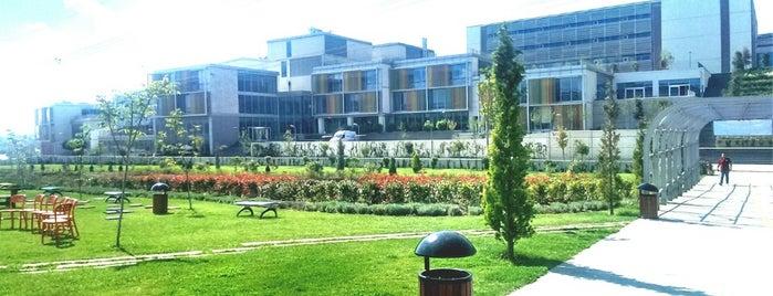 Özyeğin Üniversitesi is one of สถานที่ที่บันทึกไว้ของ Boris.