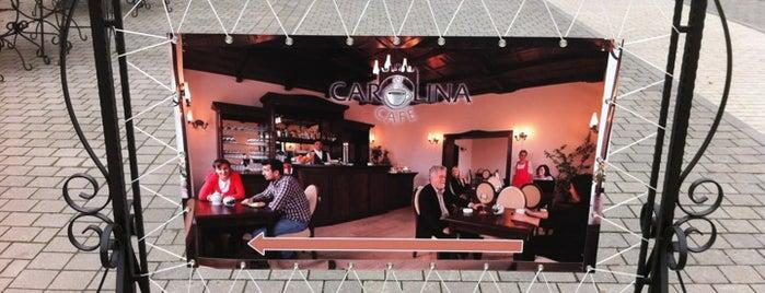 Carolina Cafe is one of Tempat yang Disimpan George.