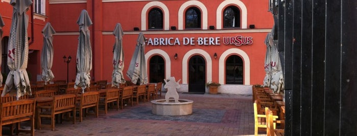 Fabrica de Bere Ursus is one of Dacia.