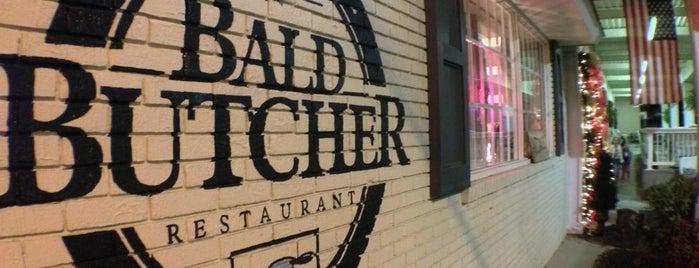 Bald Butcher is one of Tempat yang Disukai Susan.