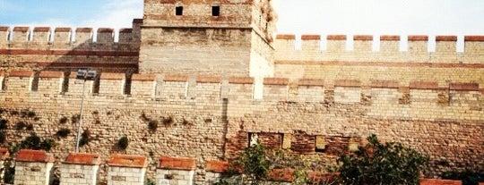 Yedikule is one of Posti salvati di Arif.