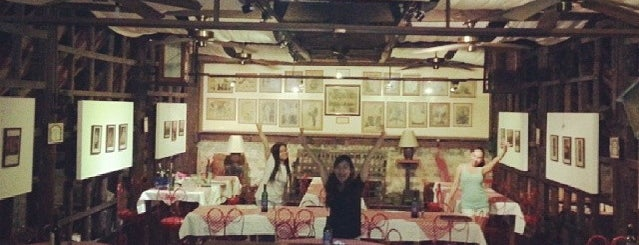 Historic Camalig Restaurant is one of Pampanga Food Tour.