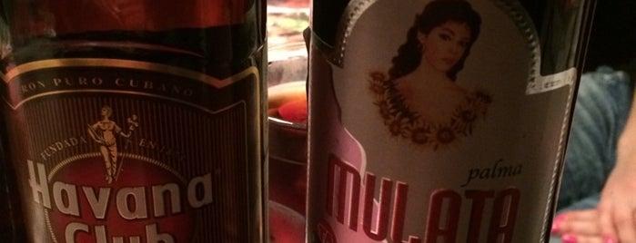 Mulata Bar is one of Выпить.Посидеть.Опять выпить..