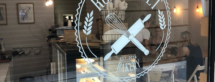 Rosevelvet Bakery is one of mallorca.