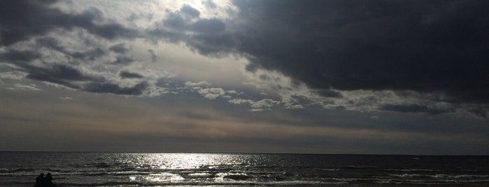Пляж «Ласковый» is one of Locais curtidos por Natalie.