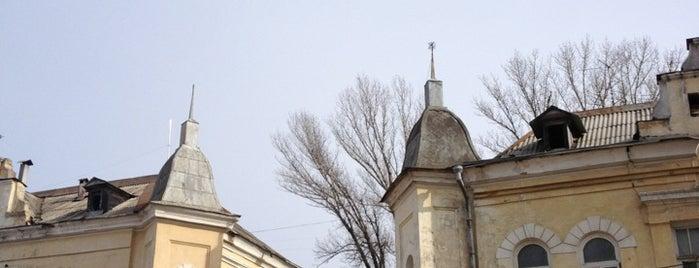 Площадь Советов is one of Lieux qui ont plu à Natalie.
