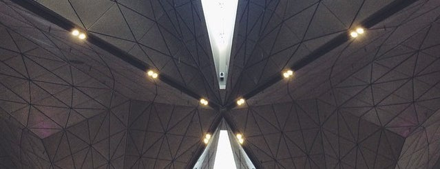 Pulkovo International Airport (LED) is one of สถานที่ที่ Natalie ถูกใจ.