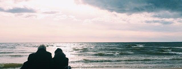 Финский залив is one of Lieux qui ont plu à Natalie.