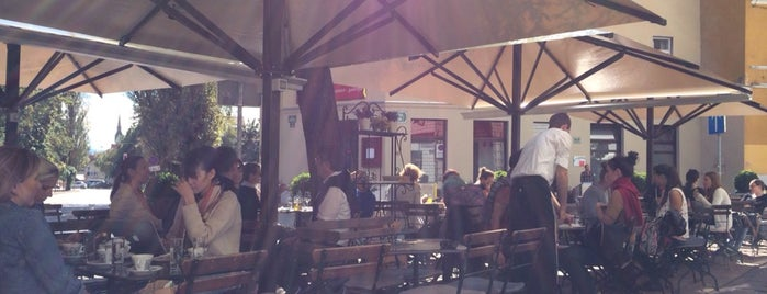 Le Petit Café is one of Lieux qui ont plu à Natalie.