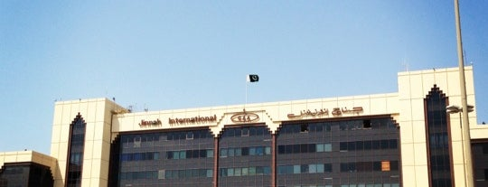Jinnah International Airport is one of Major Airports Around The World.