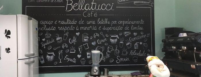 Bellatucci Café is one of Coffee Week Brasil 2018.