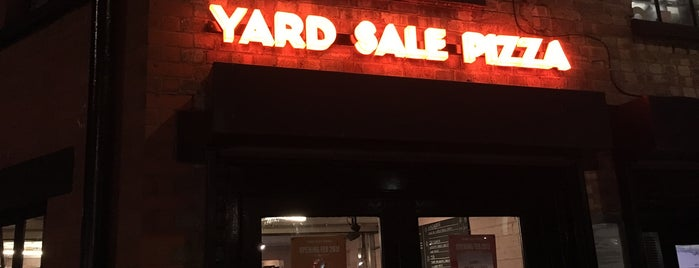Yard Sale Pizza is one of Walthamstow.