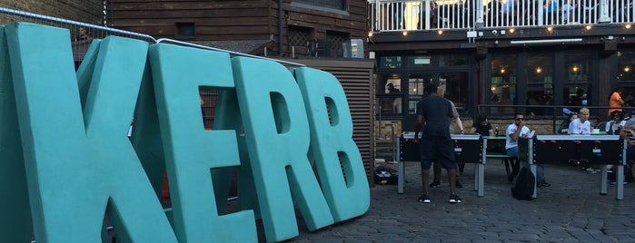 KERB Camden is one of London Markets & Food Stalls.