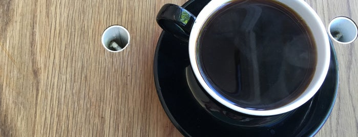 Lanark Coffee is one of Cafés EU.