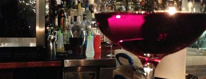 AYZA Wine & Chocolate Bar is one of NYC Top Winebars.