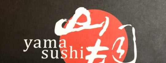 Yama Sushi is one of Mis restos favoritos.
