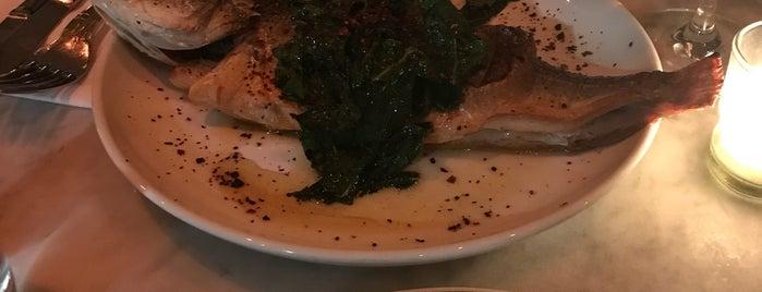 Quietish Restaurants in NYC