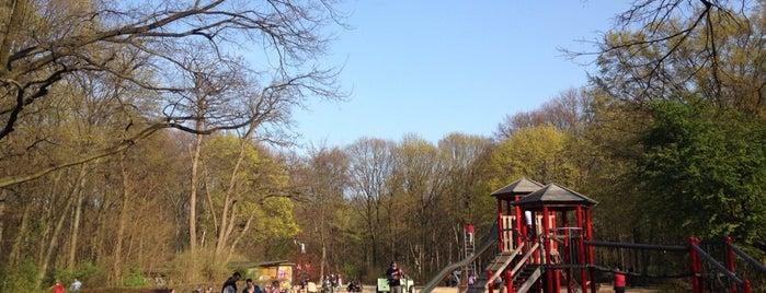 Spielplatz is one of Playgrounds in Berlin.