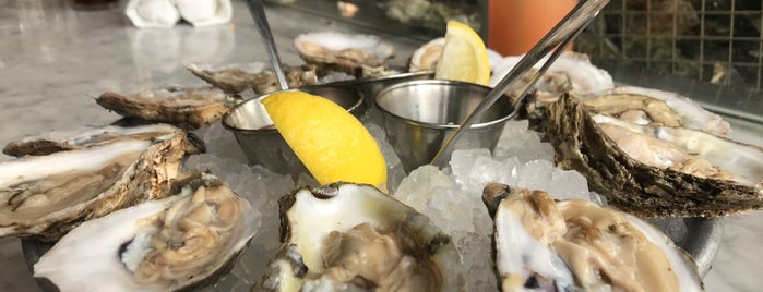 The Darling Oyster Bar is one of Claire + Jordy Travels.