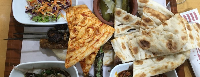 By Ciğerci Satır Kebap is one of Baharさんのお気に入りスポット.