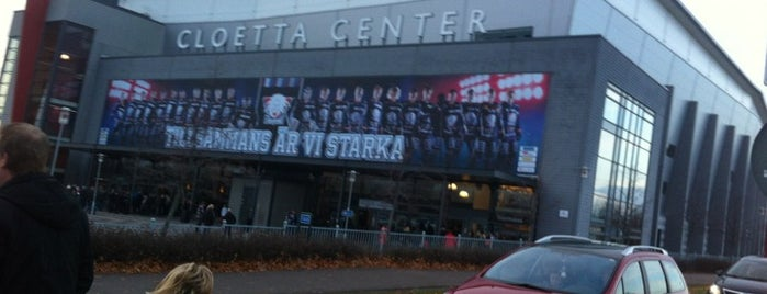 Saab Arena is one of Andrii 님이 좋아한 장소.