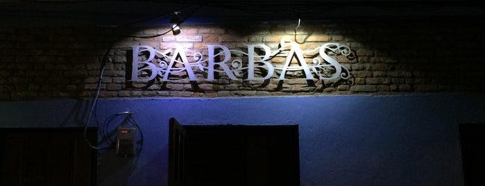 BARBAS is one of Orte, die Natalie gefallen.