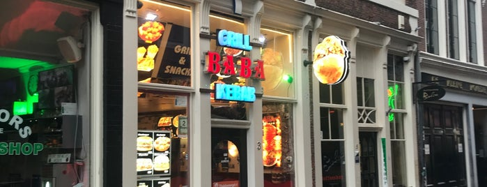 Baba is one of Amsterdam.