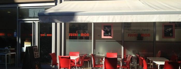 SUSHIeMON Splau is one of Curry curry por Cornellá.