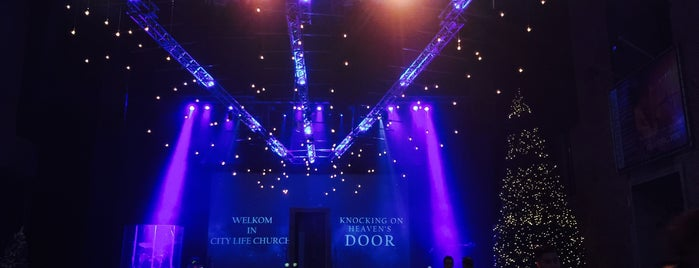 City Life Church Den Haag is one of Amsterdam & Belgium.