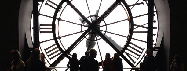 Museo d'Orsay is one of Paris.