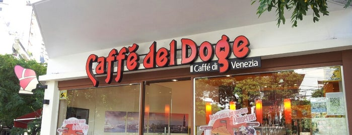Caffé del Doge is one of A ver....