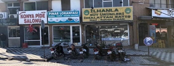 ilhanlar mandıra süt ürünleri is one of Mekanlar.