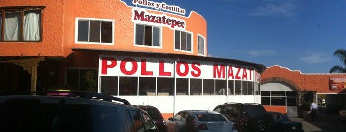 Pollos Mazatepec Borzani is one of Engordadera.