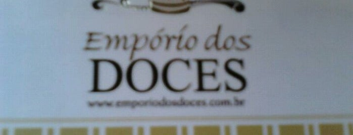 Empório dos Doces is one of Elcioさんのお気に入りスポット.