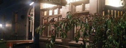 The Kemble Brewery Inn is one of Posti che sono piaciuti a Carl.