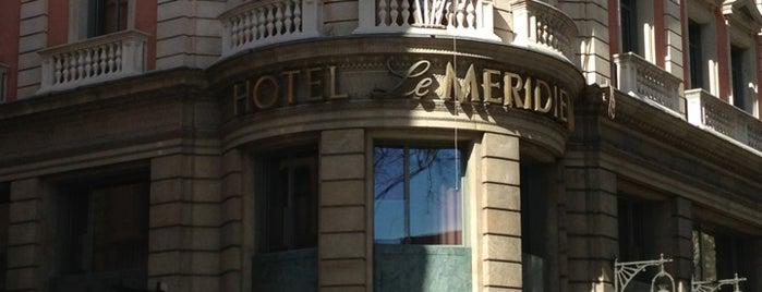 Le Méridien is one of Hoteles en España.